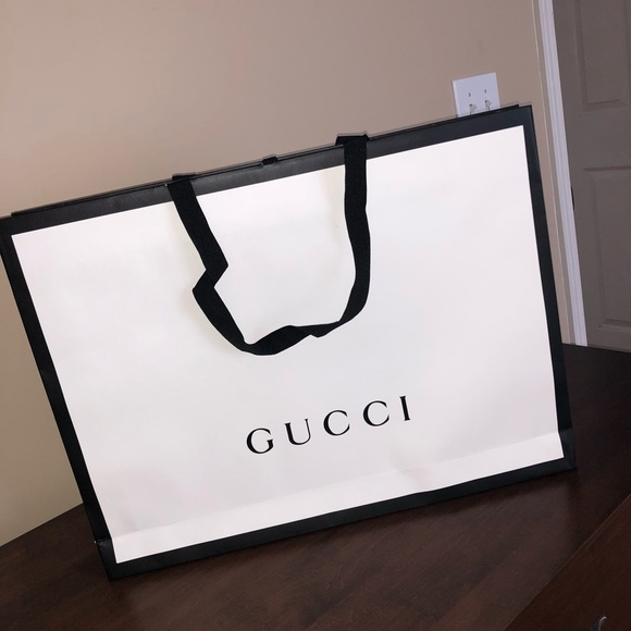 a5004c83e4f Handbags - Gucci Paper Bag Medium